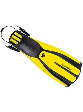 Ласты Mares Avanti X3 ABS желтые