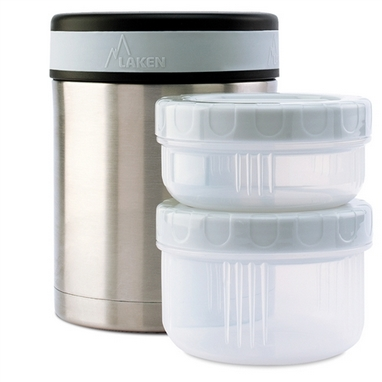 Термос пищевой Laken Thermo food container 1,0 L + PP Cover