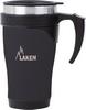 Термокружка Laken Thermo cup 500 мл черная - фото 1