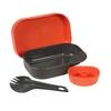 Набор посуды Wildo Camp-A-Box Light W20262 оранжевый - фото 1