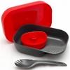 Набор посуды Wildo Camp-A-Box Light W20268 красный - фото 1