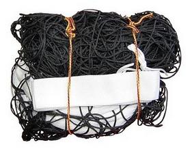 Сетка для волейбола Netex с антеннами IV (черная)