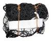 Сетка для волейбола Netex с тросом и антеннами IV (черная) - фото 1