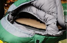 Фото 7 к товару Мешок спальный (спальник) Grifone Expedition - left