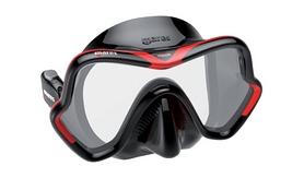 Маска Mares One Vision 2015 BK RD чёрно-красная