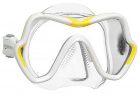 Фото 1 к товару Маска Mares One Vision 2015 жёлтая