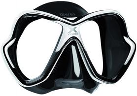 Маска для дайвинга Mares X-Vision 14 черно-белая