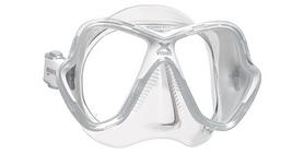 Маска для дайвинга Mares X-Vision 14 прозрачно-белая