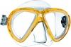 Маска Mares X-VU CL YL жёлтая - фото 1