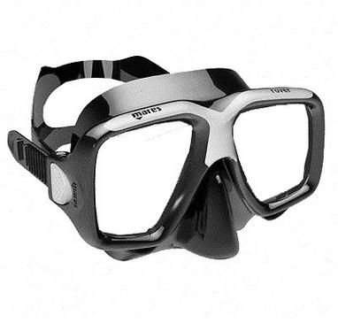 Набор Mares Rover (маска+трубка) чёрный (6шт)