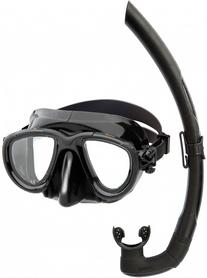 Набор детский для плавания/дайвинга Mares Tana (маска + трубка) черный