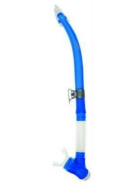 Трубка Mares HYDREX FLEX синяя