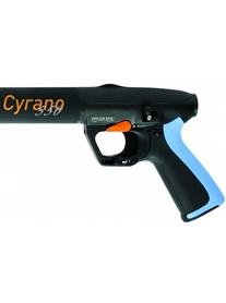 Фото 3 к товару Ружье подводное пневматическое Mares Cyrano 70 c регулятором боя