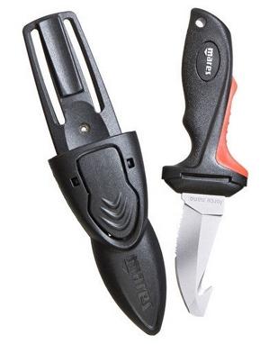 Нож для дайвинга Mares FORCE NANO PLUS