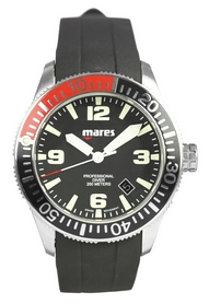 Фото 2 к товару Часы для дайвинга Mares Mission Watch