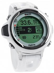 Декомпресор Mares MATRIX белый