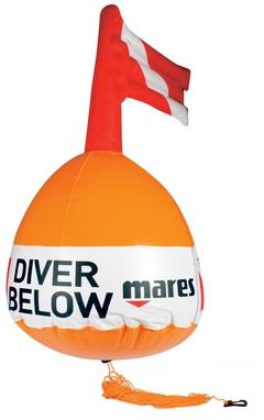 Буй для дайвинга Mares Standard