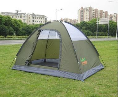 Палатка двухместная GreenCamp 3005