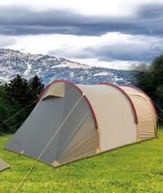 Фото 2 к товару Палатка трехместная GreenCamp Х-1017