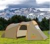 Палатка трехместная GreenCamp Х-1017 - фото 1