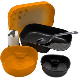 Фото 2 к товару Набор посуды Wildo Camp-A-Box Complete orange W10262