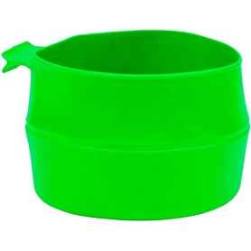 Чашка туристическая Wildo Fold-A-Cup bright green 100124