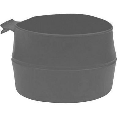Чашка туристическая Wildo Fold-A-Cup dark grey W10105