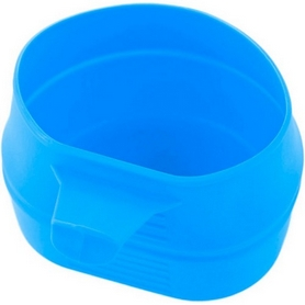 Фото 2 к товару Чашка туристическая Wildo Fold-A-Cup light blue 100133