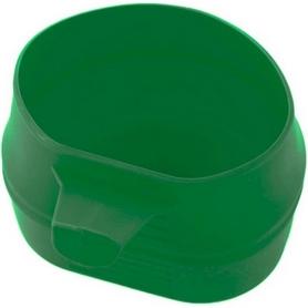 Фото 2 к товару Чашка туристическая Wildo Fold-A-Cup 10014 200 мл olive green