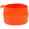Чашка туристическая Wildo Fold-A-Cup W10108 200 мл orange - фото 1