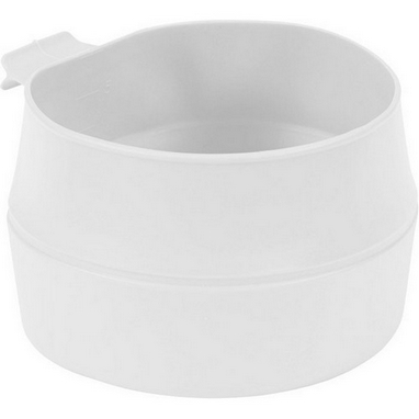 Чашка туристическая Wildo Fold-A-Cup white 10019