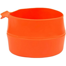Чашка туристическая Wildo Fold-A-Cup Big orange W10320