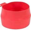 Чашка туристическая Wildo Fold-A-Cup W11313 600 мл Big pink - фото 1