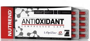 Витамины и минералы Nutrend Antioxidant Compressed 60 caps