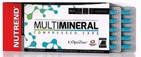 Фото 2 к товару Мультиминералы Nutrend Multimineral Compressed 60 сaps