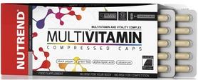 Фото 2 к товару Витамины Nutrend Multivitamin Compressed Caps 60 caps