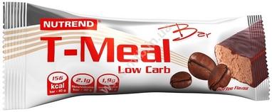 Батоничик Nutrend T-Meal Bar Low Carb  40 г (холодный кофе)