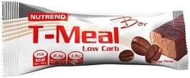 Фото 1 к товару Батоничик Nutrend T-Meal Bar Low Carb  40 г (холодный кофе)