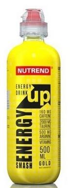 Напиток энергетический Nutrend Smash Energy Up 500 мл gold