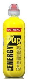 Фото 1 к товару Напиток энергетический Nutrend Smash Energy Up 500 мл gold