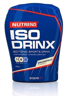 Напиток энергетический Nutrend Isodrinx 420 g грейпфрут