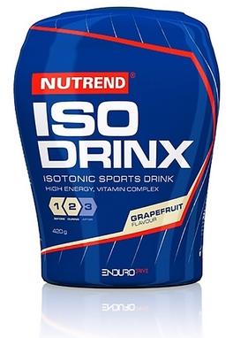 Напиток энергетический Nutrend Isodrinx 420 g курумба