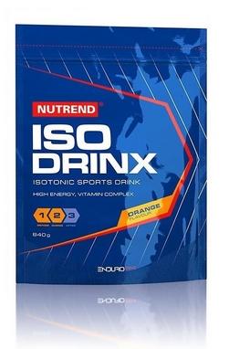 Напиток энергетический Nutrend Isodrinx 840 g апельсин