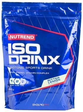Напиток энергетический Nutrend Isodrinx 840 g лимон