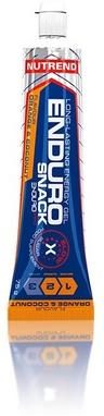 Добавка пищевая Nutrend Endurosnack tube 75 g апельсин+кокос