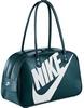 Сумка женская Nike Heritage Si Shoulder Club бирюзово-синяя - фото 1