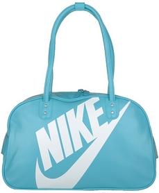 Фото 1 к товару Сумка женская Nike Heritage Si Shoulder Club голубая