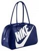 Сумка женская Nike Heritage Si Shoulder Club темно-синяя - фото 1