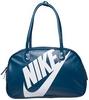 Сумка женская Nike Heritage Si Shoulder Club бирюзово-синяя - фото 2