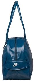 Фото 3 к товару Сумка женская Nike Heritage Si Shoulder Club бирюзово-синяя